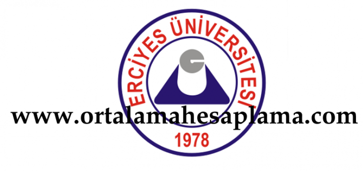 Erciyes Universitesi Ortalama Hesaplama